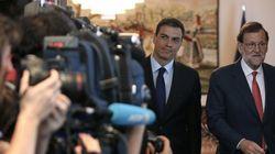 Rajoy no aclara a Sánchez si se presentará a la