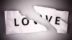 La ruptura sentimental: cuando nos