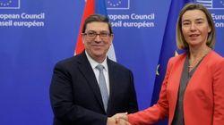 La UE y Cuba firman un acuerdo bilateral y ponen fin a la 'posición