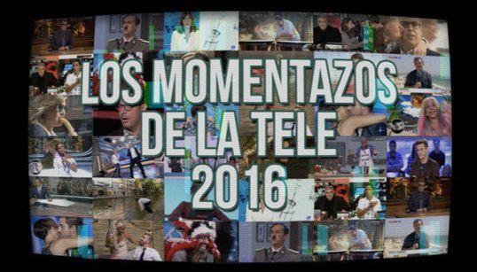El 'zapping' de 2016: los mejores momentos televisivos del