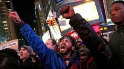 Noche de protestas en EEUU por el racismo policial
