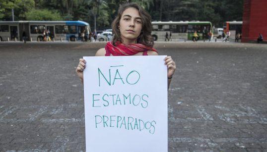 Lo que realmente piensan los brasileños sobre los Juegos