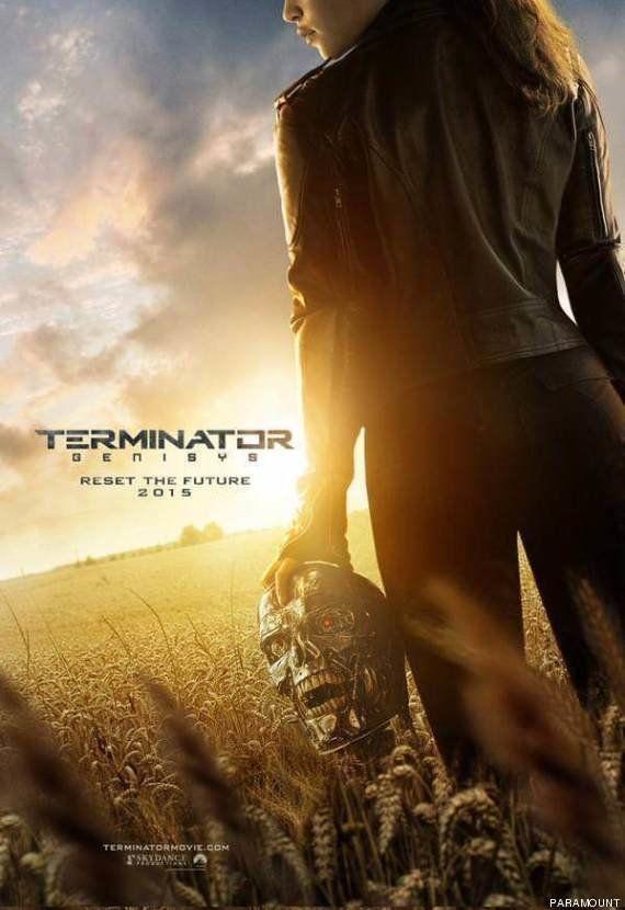 Arnold Schwarzenegger viaja en el tiempo con Emilia Clarke en 'Terminator: Génesis'