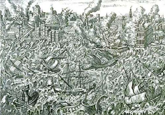El Terremoto de Lisboa, aniversario de una catástrofe