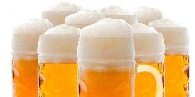 Detectan restos de herbicida en las mayores marcas de cerveza