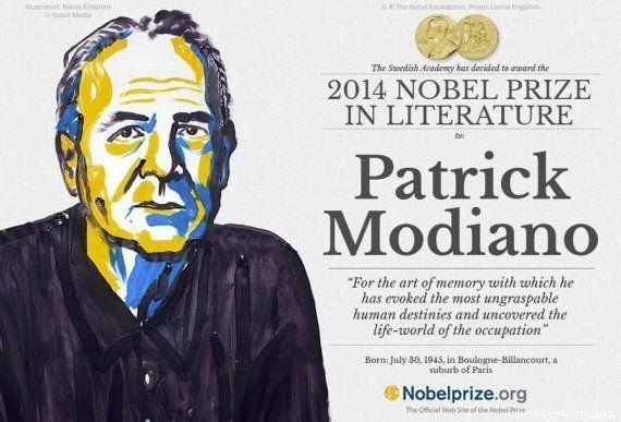 Nobel de Literatura 2014 para el escritor francés Patrick
