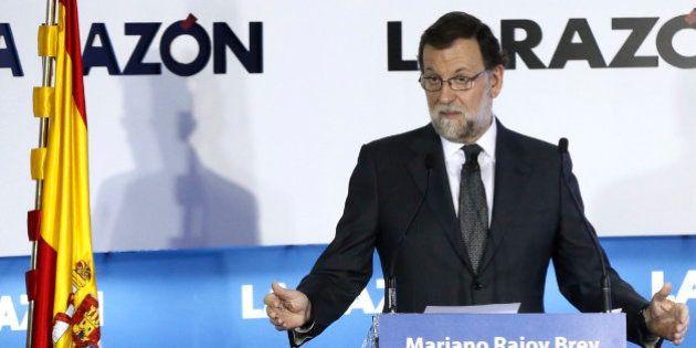 Rajoy reitera que el PP votará 'no':