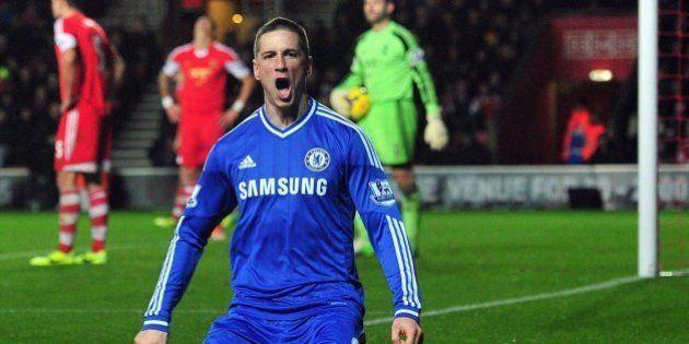 El Chelsea anuncia la cesión de Fernando Torres al Milan por dos