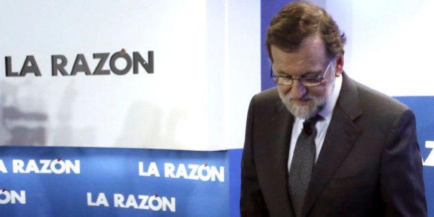 Rajoy mantiene su intención de ser el candidato del PP si hay