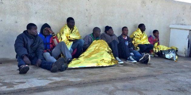 Al menos 23 desaparecidos en una patera en el Cabo de