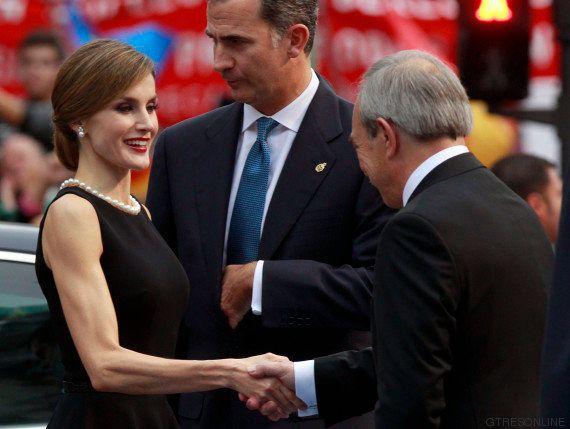 Letizia en los premios Princesa de Asturias 2015: así vistió la