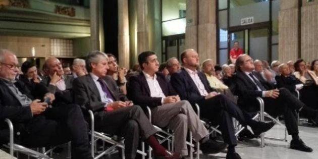 Un grupo de intelectuales presenta ante la sociedad su apuesta por una España