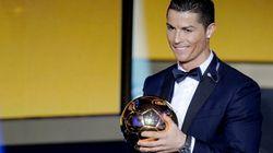 Cristiano Ronaldo gana el Balón de