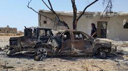 Al menos 22 muertos por la explosión de un coche bomba en