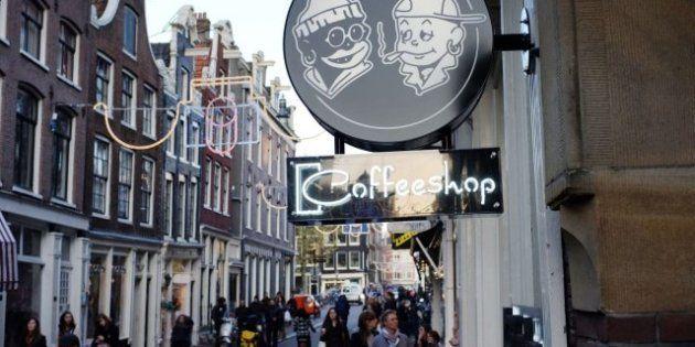 Los turistas podrán seguir comprando marihuana en los 'coffeeshops' de