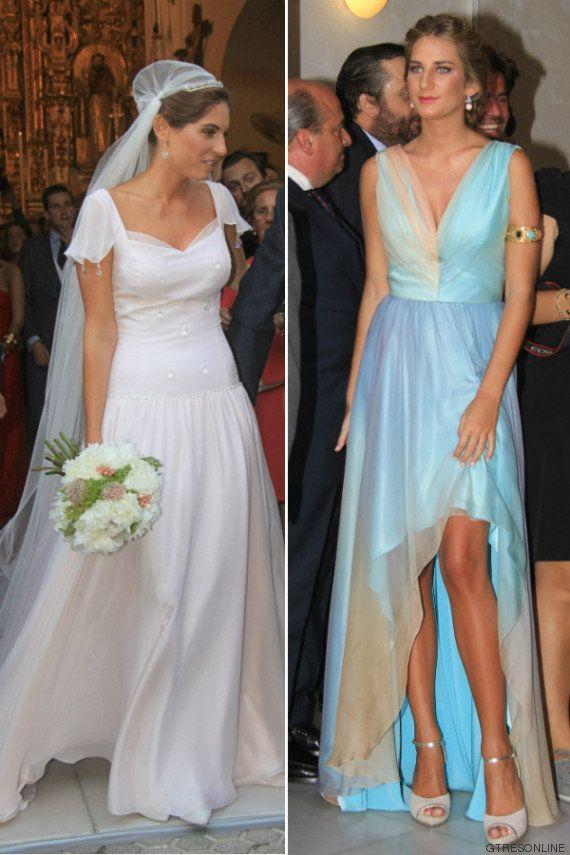 Lourdes Montes se arrepiente de su vestido de