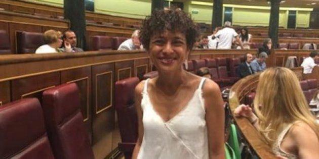 Rocío de Frutos, diputada rebelde del PSOE: