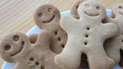 Recetas navideñas fáciles para preparar con niños