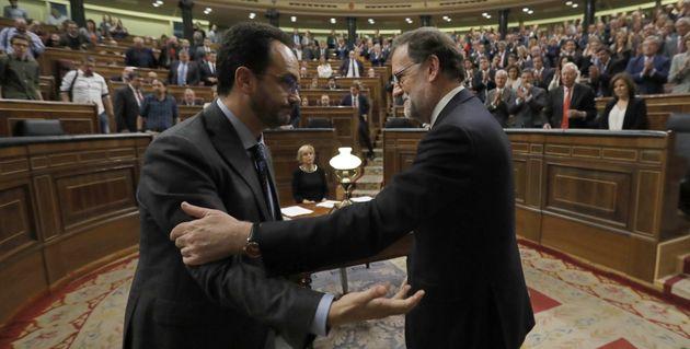 PP culpable, PSOE