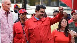 Maduro se considera víctima