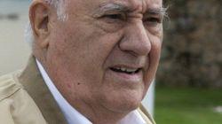 Amancio Ortega, el más rico del mundo durante unas horas, según