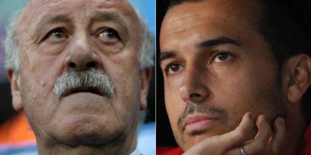 Del Bosque disculpa a Pedro: