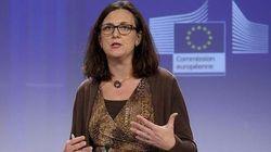 Malmström, sobre la tragedia de Ceuta: