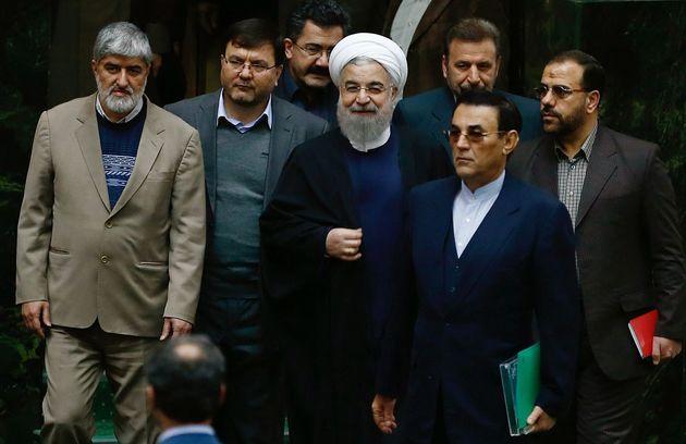 Washington, Teherán y la llegada de Donald
