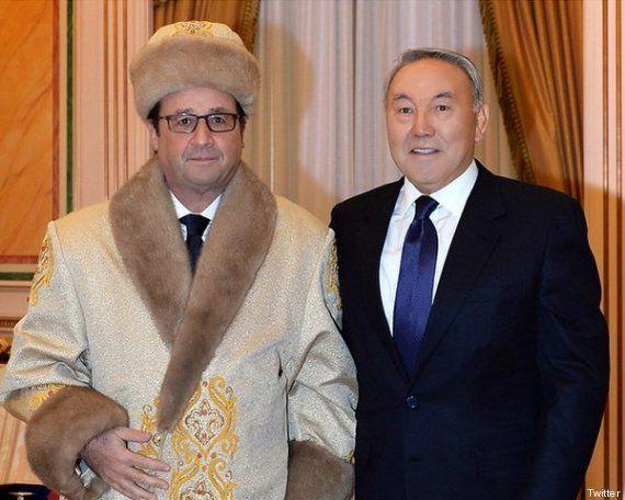 Esta foto de Hollande era carne de montajes
