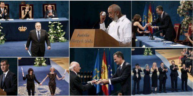Premios Princesa de Asturias 2015: así ha sido la entrega de