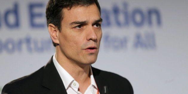 El PSOE rechaza