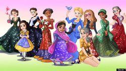 Diez princesas de verdad que no necesitan a