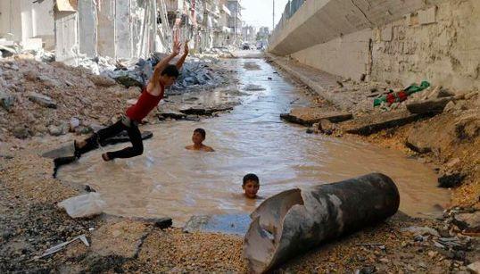 Viaje al centro de la guerra de Siria