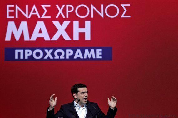 Tsipras, entre la espada y la pared con las pensiones