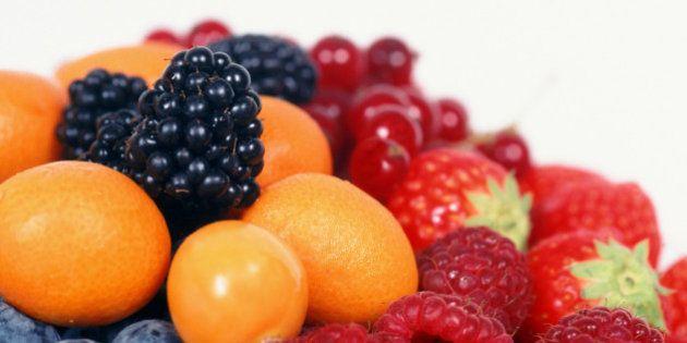 ¿Comes fruta? 9 datos sobre la salud de los españoles comparados con otros