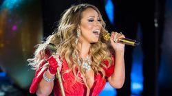 La criticada actuación de Mariah Carey en el Rockefeller Center