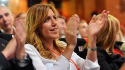 Susana Díaz calienta la