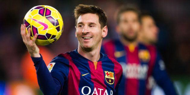 La LFP denunciará los cánticos ofensivos del Bernabéu contra Messi y
