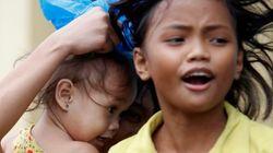 Al menos 21 muertos y un millón de desplazados por el tifón Hagupit en