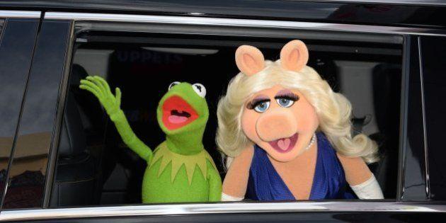 La ruptura del verano: la rana Gustavo y la cerdita Peggy