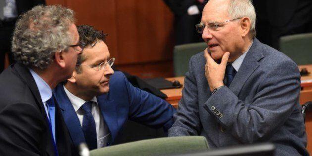 El Eurogrupo prepara la prórroga del rescate de
