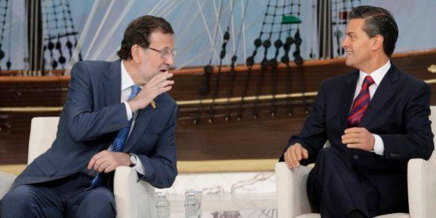 Rajoy en Televisa: critica a Pedro Sánchez y apela al sentido común de los