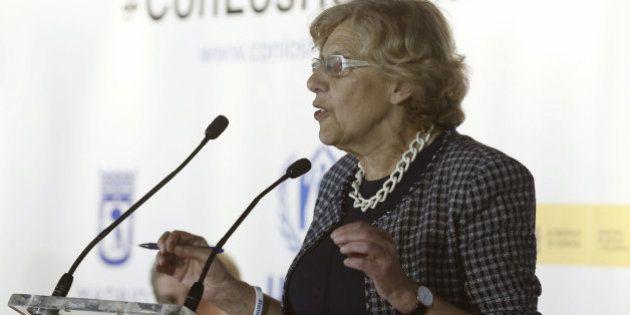 Carmena bajará el IBI a las viviendas con una caída de valor mayor al