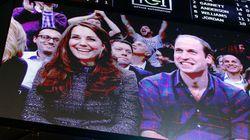 Baloncesto, Beyoncé, Obama y niños: la visita de Guillermo y Kate a Nueva