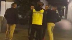 Detenidos tres hombres por esta brutal agresión en