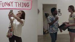 La vena artística de Theo y Sasha