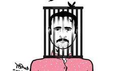Cárcel para un escritor egipcio por una obra