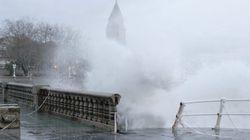 En alerta la mitad de España por el temporal