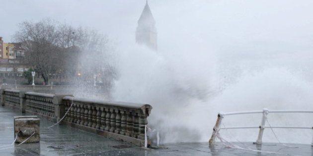 24 provincias se mantienen en situación de alerta por el temporal