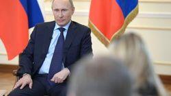 Putin denuncia un golpe en
